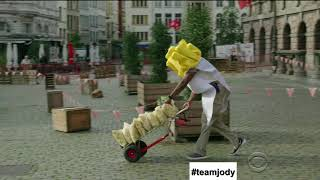 The Amazing Race 30  EP2 Jody takes first place!