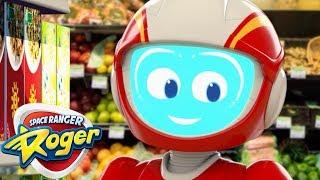 Videos For Kids | 1 HOUR Space Ranger Roger | Cartoon Compilation | Videos For Kids