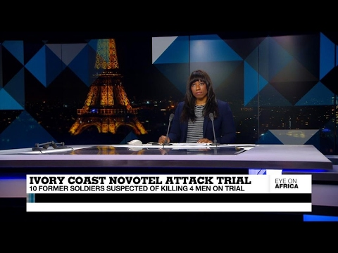 Novotel attack trial gets under way in Ivory Coast