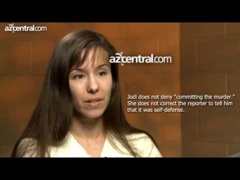In an Interview, Jodi Arias Does Not Seem to Deny Committing Murder, Does Not Mention Self-Defense
