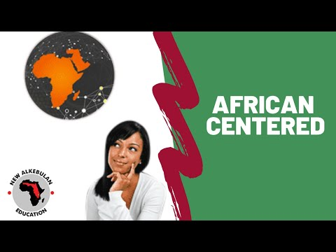 African Centered Educational Model