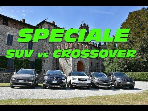 Speciale SUV e Crossover 2017