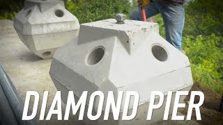 Build Update: Diamond Pier || Dr Decks