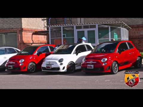 Abarth Colombia - Motor Fest 2015