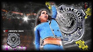 "WWE 2K - Universe Mode - WWE Shotgun Saturday Night #2 - ""Opportunity Knocks"" (229)"