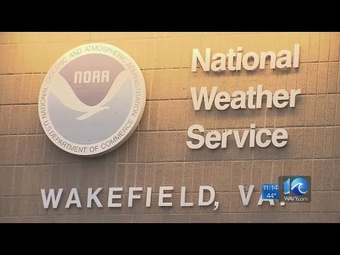 Behind the scenes: National Weather Service in Wakefield preps for winter weather