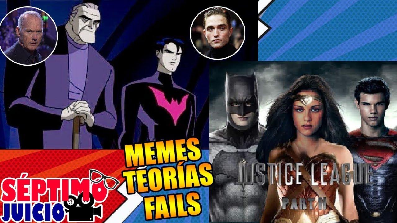 Robert Pattinson como Batman: Los mejores memes y el ...