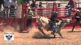 RodeoHard.com Youth Bull Riders 2011 - 2012 State Season Finals