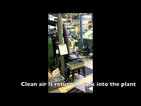 Air Cleaning Technology - Smoke & Mist Collector by Absolent