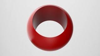 Задача о кольцах для салфеток (Vsauce на русском)