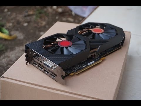 Xfx rx 580 gts black core edition | AMD Radeon™ RX 500 Series  2019