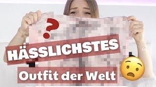 Das HÄSSLICHSTE OUTFIT aus dem Internet !! | BibisBeautyPalace