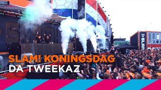 Da Tweekaz (Full live-set) | SLAM! Koningsdag 2017