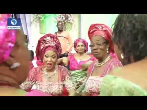 Metrofile: Jude Edema Awani & Yvonne Tosan Ibru Traditional Wedding