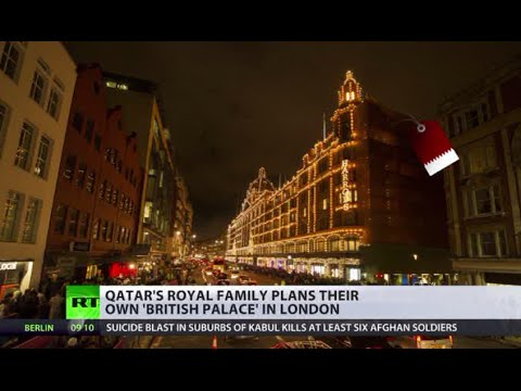 Prestigious Property: Qatari royal family now owns more of L