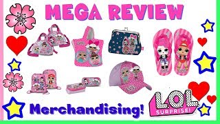 Baixar MEGA REVIEW LOL SURPRISE: finalmente il MERCHANDISING!! by Lara e Babou