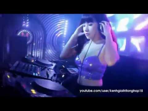 Bay Cùng Các Nữ DJ Xinh Đẹp Việt Nam DJ TIT DJ TRANG MOON -  DJ TUOIGI CHANNEL