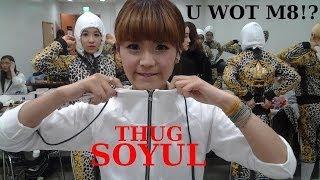 Meet Crayon Pop's Mascot, Soyul