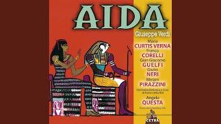 Aida Act 1 Alta Cagion V Aduna Re Messaggero Aida Radamès Amneris Ramfis Chorus