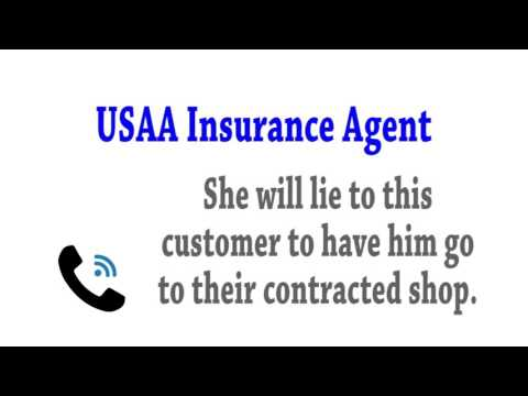 USAA Insurance steering tactics