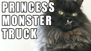 Princess Monster Truck - Memed