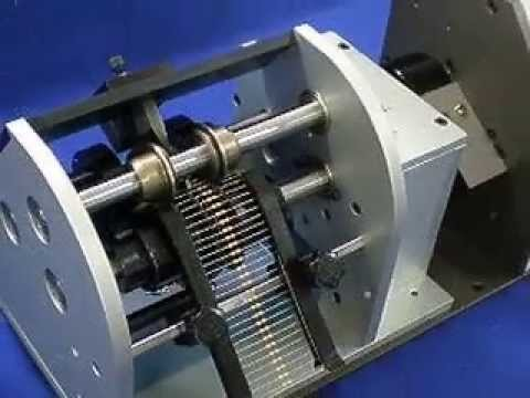 RT-82FK, Motorized Taped Axial Lead Forming Machine