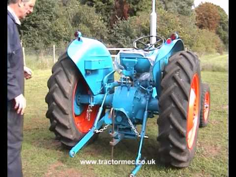 TRACTOR HYDRAULICS (Trailer for DVD)
