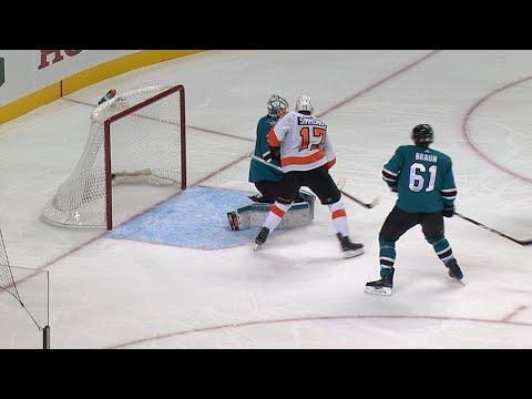 10/04/17 Condensed Game: Flyers @ Sharks