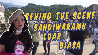 Download lagu Begini proses pembuatan Video Sibad, Sandiwaramu Luar Biasa (BTS)