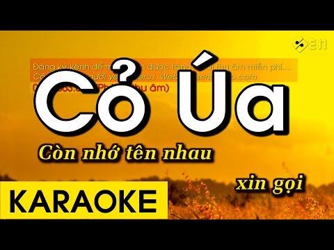 Cỏ Úa - Karaoke Beat Chuẩn