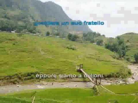 Auschwitz I Nomadi   Musique Italienne [KARAOKE]