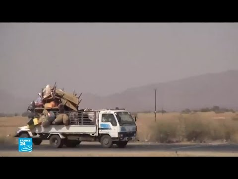 اليمن: سكان الحديدة يفرون من المدينة مع استئناف الحملة العسكرية  - نشر قبل 2 ساعة