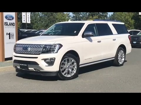 2019 Ford Expedition Platinum Max 4X4 Review| Island Ford