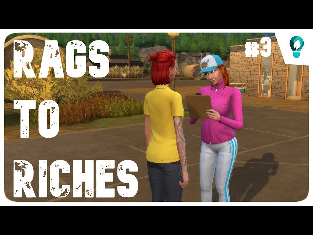 The Sims 4: Rags to Riches | ECO Lifestyle | Petíció #3