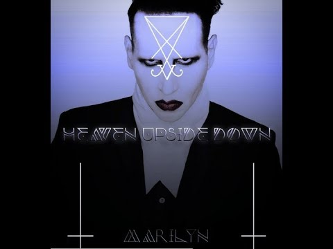 marilyn manson kill4me 2do sencillo de heaven upside down fecha youtube. Black Bedroom Furniture Sets. Home Design Ideas