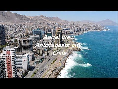 Antofagasta city in Chile