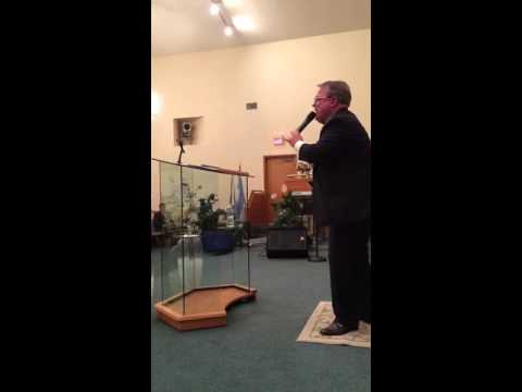 Bishop Kenneth Carpenter - Indiana World Missions Rally 2016