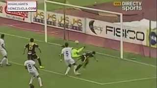 Highlights J10 Torneo Clausura Dvo Táchira vs Mineros de Guayana