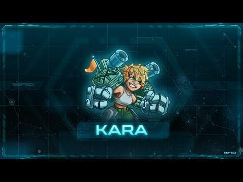 [Iron Marines] Hero Spotlight: Kara