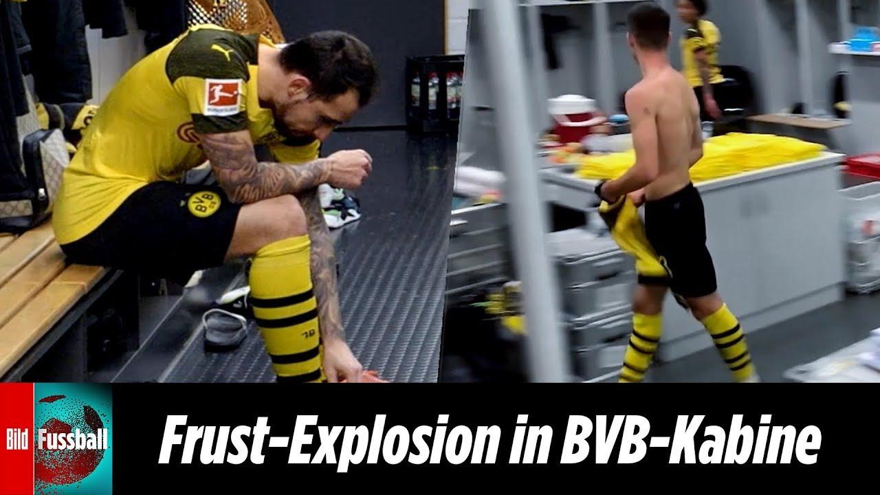 """Zwischen Kabinen-Zoff und Feierlichkeiten I """"Inside Borussia Dortmund"""""""