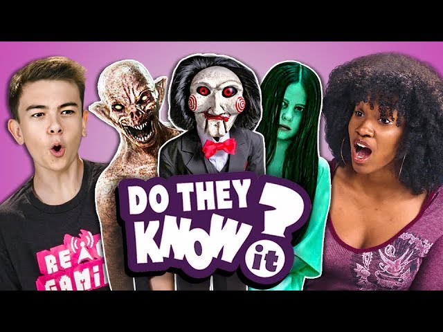do-teens-know-2000s-horror-films-react-do-they-know-it