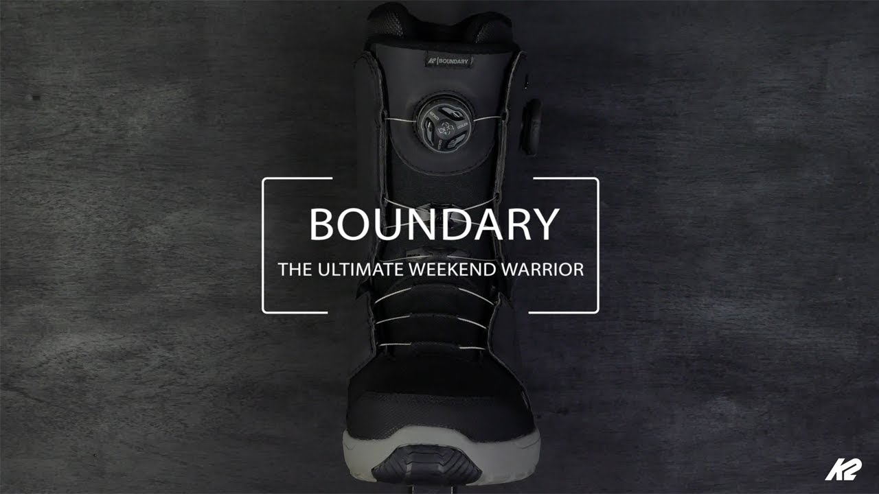 K2 Boundary Boot | 2019 Snowboard Boots