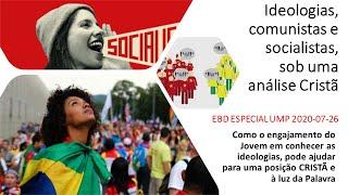 EBD 26/07/2020 - ESPECIAL JOVENS