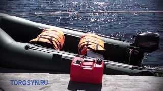 HIDEA HDF5HS - Четырехтактный подвесной лодочный мотор Хайди 5 л.с. - видео от ТоргСин