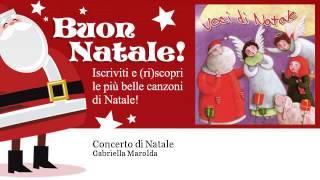 Gabriella Marolda - Concerto di Natale