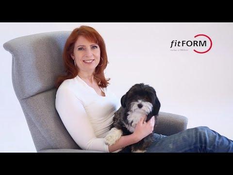 Fitform Sessel - Empfehlung von Monica Lierhaus