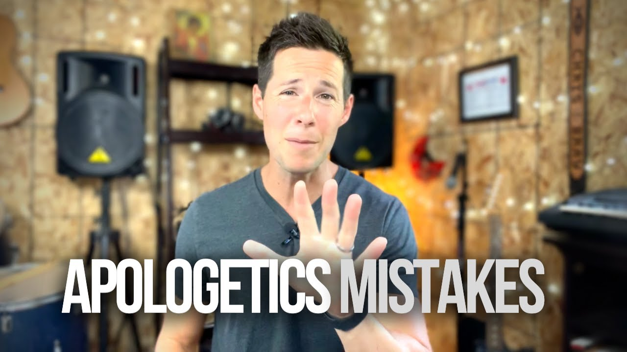 Five Mistakes When Doing Apologetics