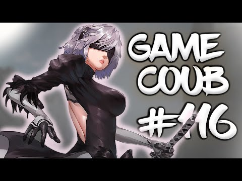 🔥 Game Coub #116   Best video game moments