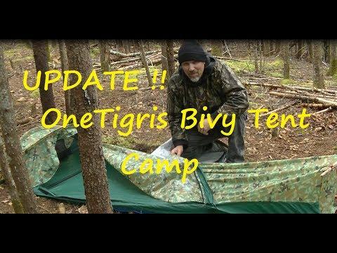 UPDATE, OneTigris Bivy Tent Camp