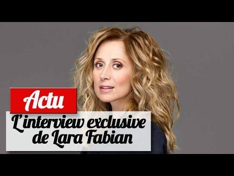 Lara Fabian : l'interview exclusive